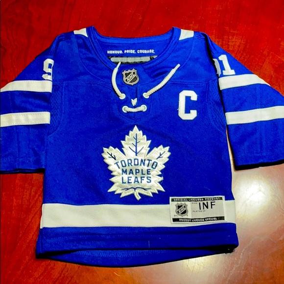 Toronto maple leafs Tavares jersey INF